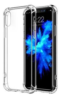 Capa Incolor Tpu iPhone XR Silicone Maleável Proteção Borda