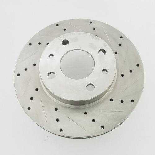 Disco De Frenos Perforados Importados Fiat Regata Sincronico
