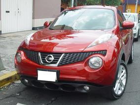 Nissan Juke 1.6 Exclusive Cvt Navi Automatico