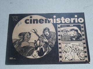 Antigua Revista Cinemisterio N° 264 Año 1955