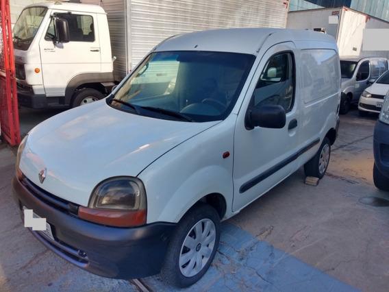 Financia 100% Sem Entrada Renault Kangoo 1.0 Furgão