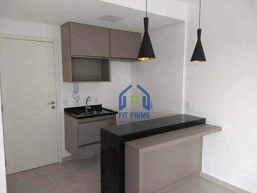 Studio Com 1 Dormitório Para Alugar, 33 M² Por R$ 2.100,00/mês - Jardim Tarraf Ii - São José Do Rio Preto/sp - St0001