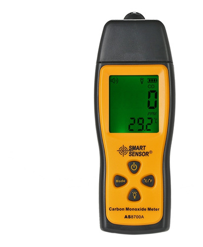 Detector De Monóxido De Carbono Detector De Gases Tóxicos