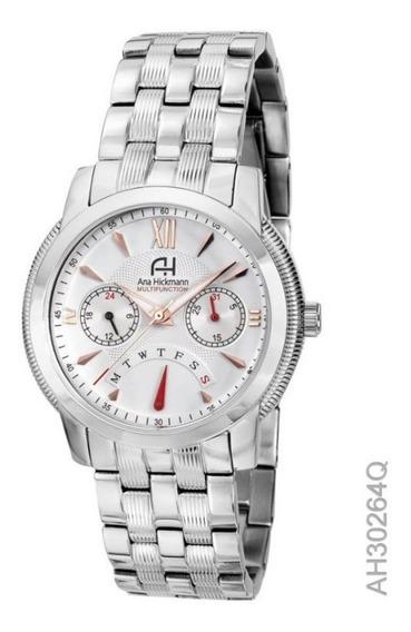 Relógio Ana Hickmann De Fábrica Original Ah30264q
