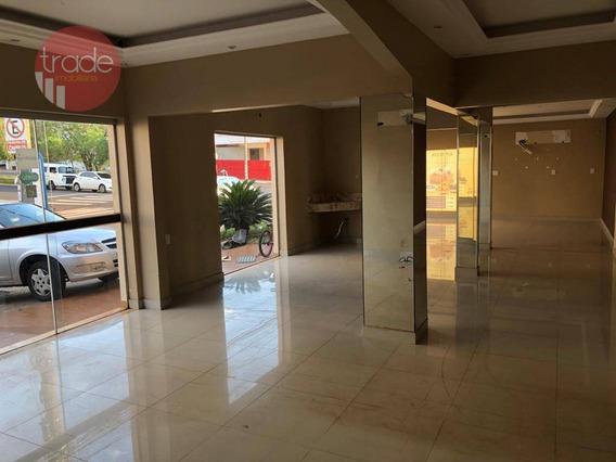 Ponto Para Alugar, 396 M² Por R$ 15.000/mês - Alto Da Boa Vista - Ribeirão Preto/sp - Pt0113
