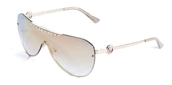 Lentes De Sol Guess Gf6094/s Rose Gold 100% Originales