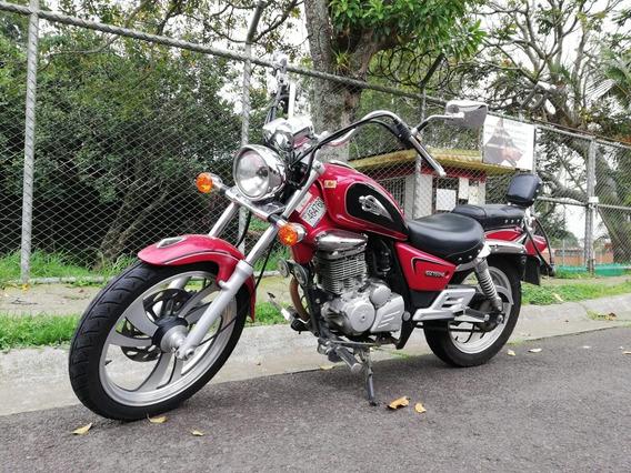 Moto Suzuki Gz150 Estilo Pandillera. ***precio Rebajado***