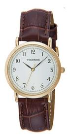 Relógio Technos Classic 2035qt/2b Marron