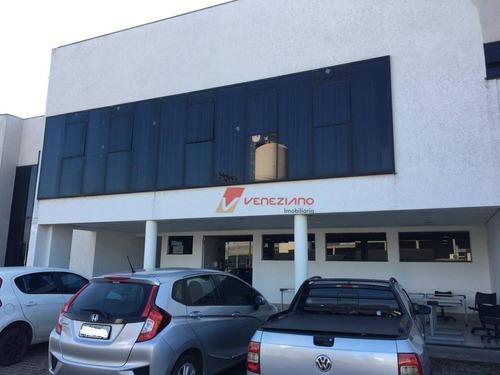 Imagem 1 de 21 de Barracão À Venda, 5900 M² Por R$ 12.800.000,00 - Loteamento Distrito Industrial Uninorte - Piracicaba/sp - Ba0048