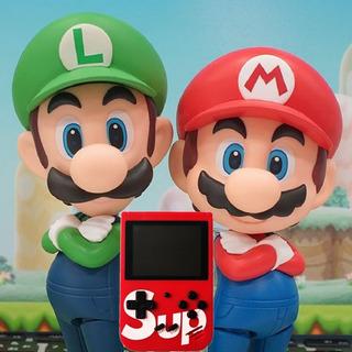 Game Box Consola Videojuego Retro 400 En 1 Mario Bros