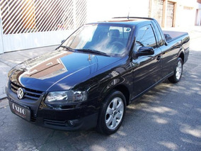 Vw Saveiro Super Surf 1.6 Mi Total Flex 8v Preta 2007