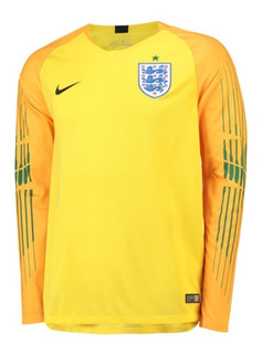 Jersey Nike Inglaterra 2018 Portero Original C/num M Larga