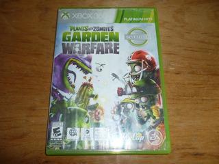 Plantas Vs Zombies Garden Warfare Xbox 360