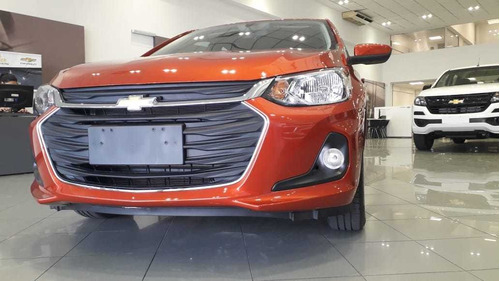 Chevrolet Onix 1.2 Nafta Lt Tech 5 Puertas 2021 As