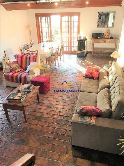Maravilhosa Casa Para Locação - Pacote $ 3.000 - Com 4 Dormitórios, 1 Suíte, 2 Vagas - 300 M² - Ca0135