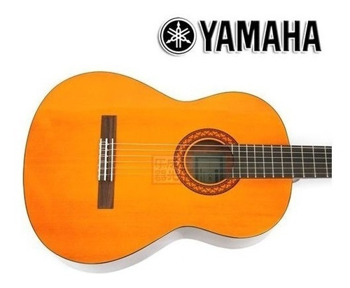 Imagen 1 de 2 de Guitarra Yamaha C-40 Nat Inc Iva Estuche Gratis