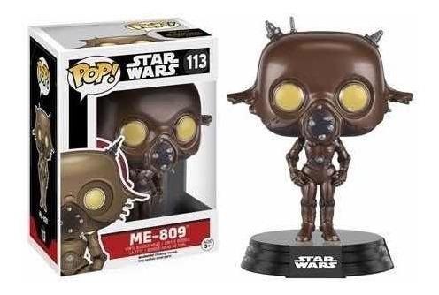 Funko Pop Me-809 # 113 Star Wars