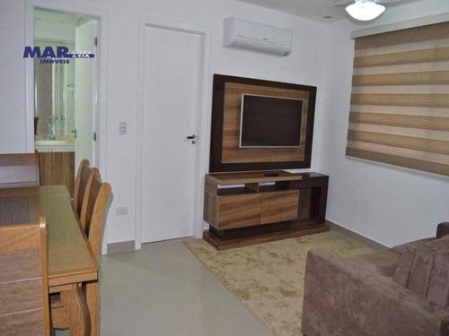 Imagem 1 de 21 de Apartamento Residencial À Venda, Centro, Guarujá - . - Ap7651