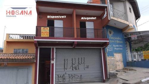 Casa Para Alugar, 30 M² Por R$ 700,00/mês - Jardim Luíza - Francisco Morato/sp - Ca0667