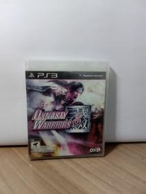 Dynasty Warriors 8 Ps3 Usado