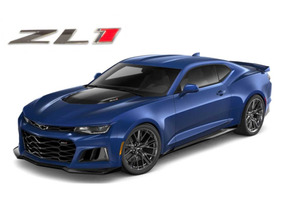 Chevrolet Camaro Zl1 2019 Coupe Credito O Leasing Exclusivo.