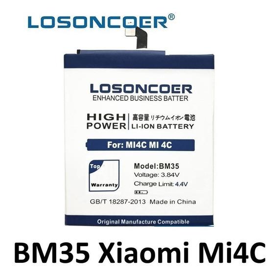 Bateria Original Losoncoer Xiaomi Bm35 Mi4c Mi 4c Promoção
