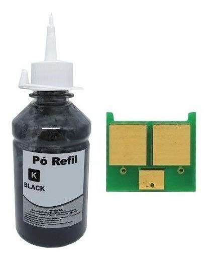 10 Refil De Toner + Chip P/ 85a 78a 35a 36a 1102 1005 1006