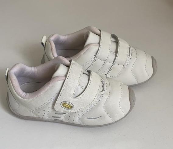 Sapato Tênis Infantil Masculino Bibi