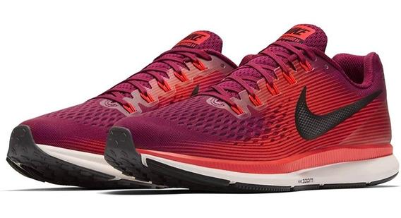 Tenis Nike Air Zoom Pegasus 34 880555-603 Original + Msi