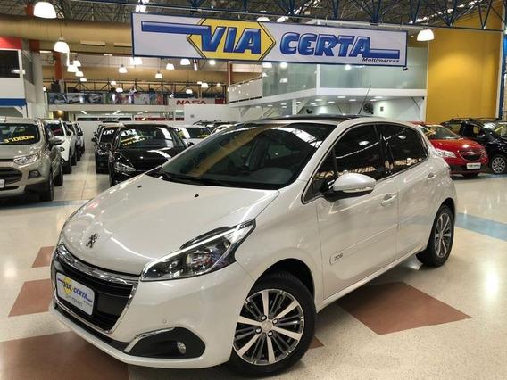 Peugeot 208 1.6 Griffe * C/ Teto Solar * Único Dono