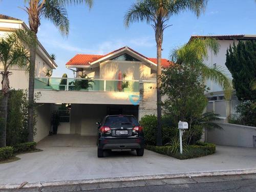 Imagem 1 de 11 de Casa Com 4 Dormitórios À Venda, 290 M² Por R$ 1.920.000,00 - Alphaville - Santana De Parnaíba/sp - Ca1307