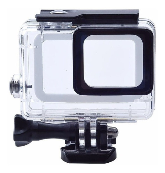 Gopro Kit Case Hero 5 6 7 Black Prova D