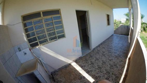 Casa Com 1 Dormitório Para Alugar, 23 M² Por R$ 660,00/mês - Parque Odimar - Hortolândia/sp - Ca0204