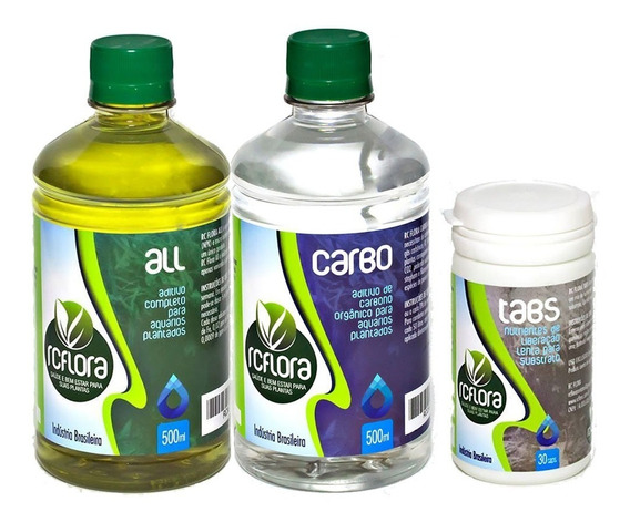 Rc Flora All In One E Carbo 500ml E Tabs 30und