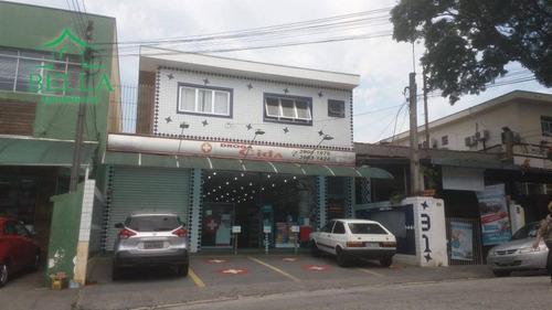 Prédio À Venda, 600 M² Por R$ 1.850.000 - Parque São Domingos - São Paulo/sp - Pr0032