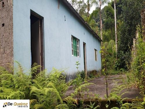 Imagem 1 de 20 de Chácara  Em Mongaguá, Bairro Agenor De Campos  , Isolada , Lado Morro, 1 Dormitório,  Sala ,  Cozinha, Banheiro,  Churrasqueira, Piscina, Quintal - 6296 - 69558176