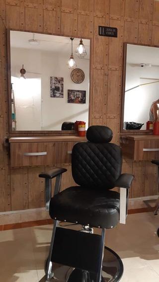 Venta De Barbería Completa