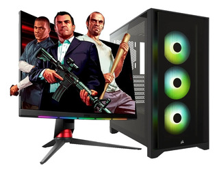 PC ARMADA GAMER AMD RYZEN 7 5700G 32GB RX6700XT 12GB