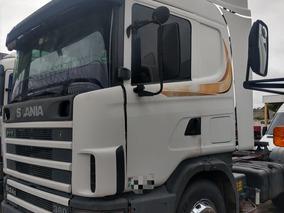 Scania 124 360 2001 4x2