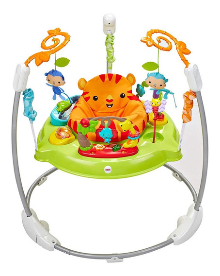 Jumperoo - Floresta Tropical - Fisher-price