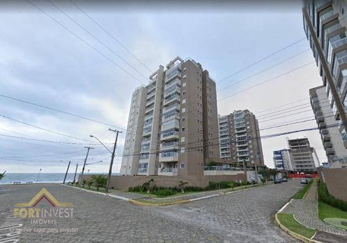 Imagem 1 de 30 de Apartamento Com 3 Dormitórios Para Alugar, 128 M² Por R$ 6.000,00/mês - Centro - Itanhaém/sp - Ap2234