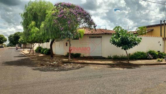 Casa À Venda, San Domingues, Jardinópolis. - Ca1220