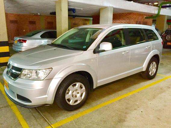 Dodge Journey 2010 Plateada Llantas Nuevas