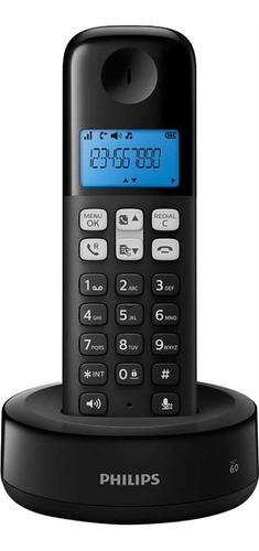 Telefono Inalámbrico D1311/77 Negro Philips