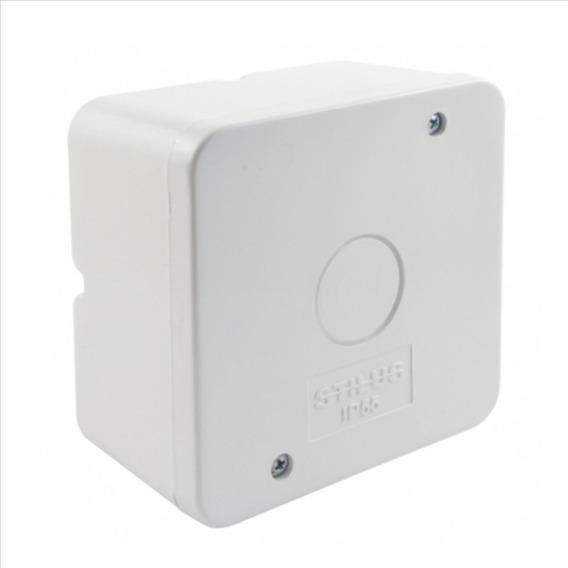 Caixa Plastica Organizadora Camera Cftv Parafuso (kit10 Pçs)