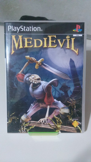 Jogo Medievil ( Patch ) Ps1