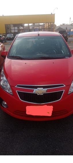 Chevrolet Spark Gt Carro Spark-gt Rojo