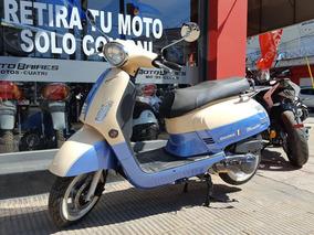 Gilera Scooter Piccola 150 0km - $17250 Y 12 Cuotas De $2141