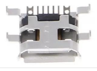 Kit 5 Unidades Conector De Carga LG C299 D690n D690 K120ft K120f K120