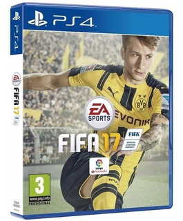 Fifa 17 Ps4 Playstation 4 Juego Nuevo Sellado Envio Gratis